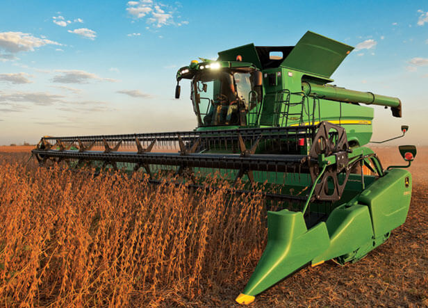 Combines and Heads