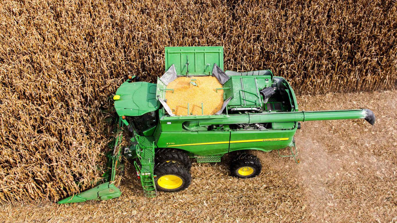 700C Corn Heads