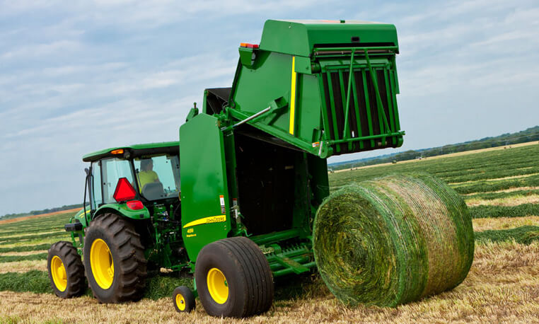 Hay & Forage Equipment