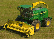 7450 Forage Harvester