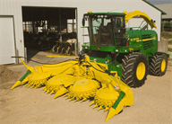 7550 Forage Harvester