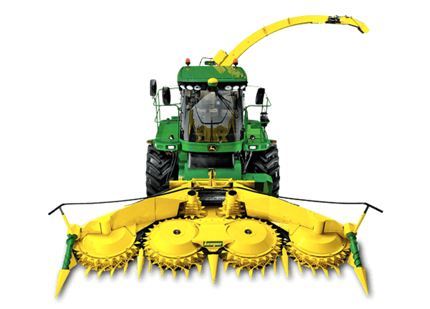 7750 Forage Harvester