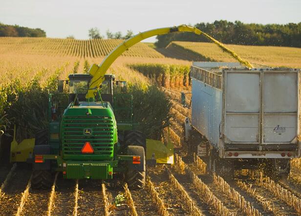 7280 Forage Harvester
