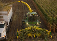 7380 Forage Harvester