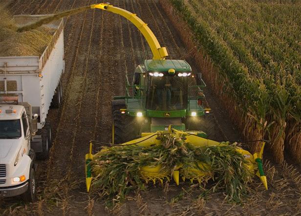 7380 Forage Harvester