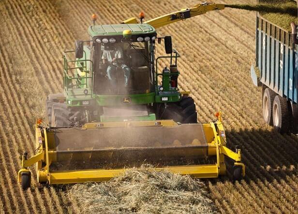 7580 Forage Harvester