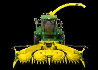 678 Rotary Harvesting Unit