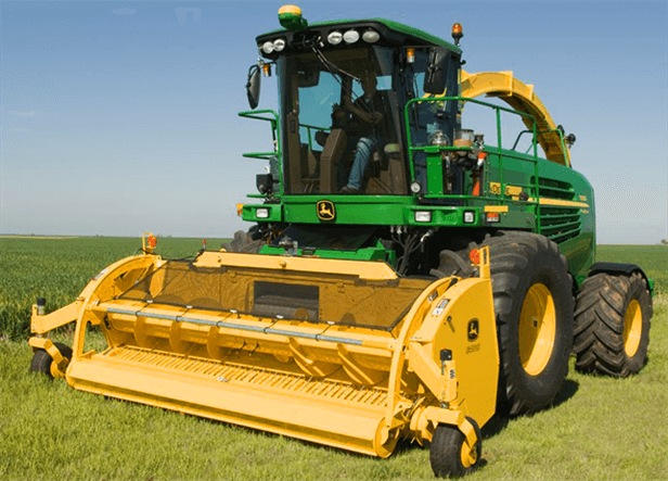 645C Hay Pickup