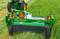 600 Series Mower-Conditioners