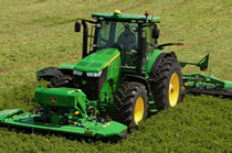 Front-Mount and Rear-Mount Mower Conditioners