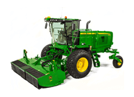 Windrower Traction Units