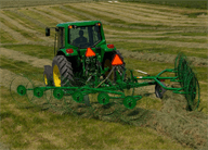 WR10 Series Wheel Rakes