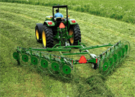 WR11 Series Wheel Rakes