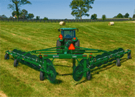WR23 Series Wheel Rakes