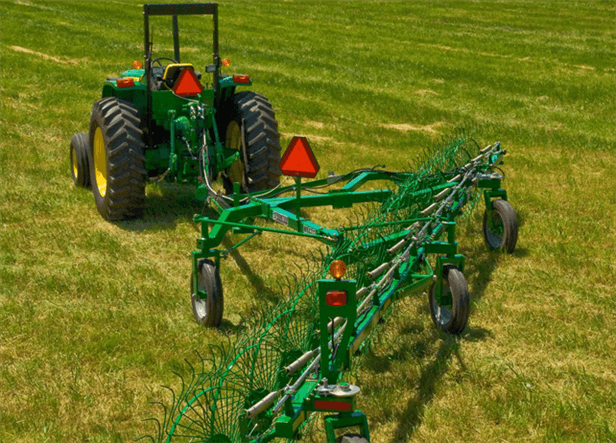 Agricultural Machinery Parts Wheel Gear : Wr series wheel rakes new riesterer