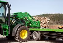 Ag Tractor Loaders