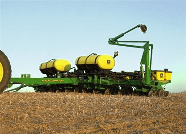 1760 Wing Fold Flex New Planters Haug Implement