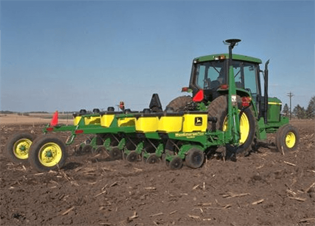 1700 Rigid Integral Planter