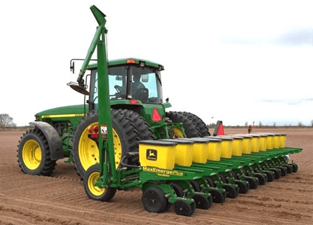 1730 Narrow-Row Integral Planter