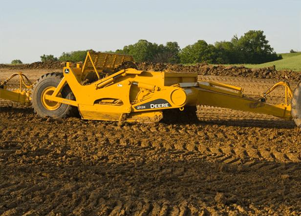 2112E Ejector Scraper
