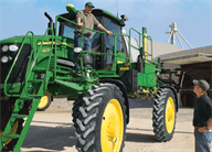 4830 Self-Propelled Sprayer