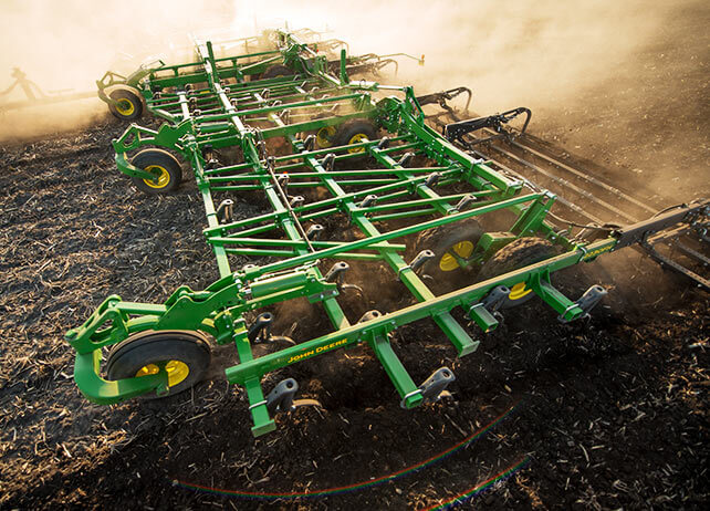 Field Cultivators