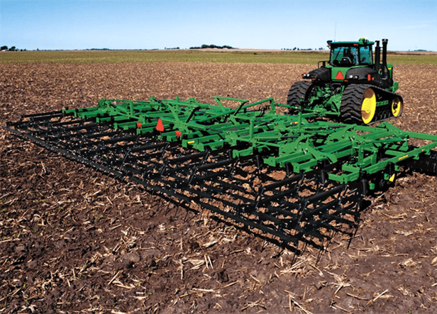 2310 Mulch Finisher New Seedbed Tillage Prairiecoast
