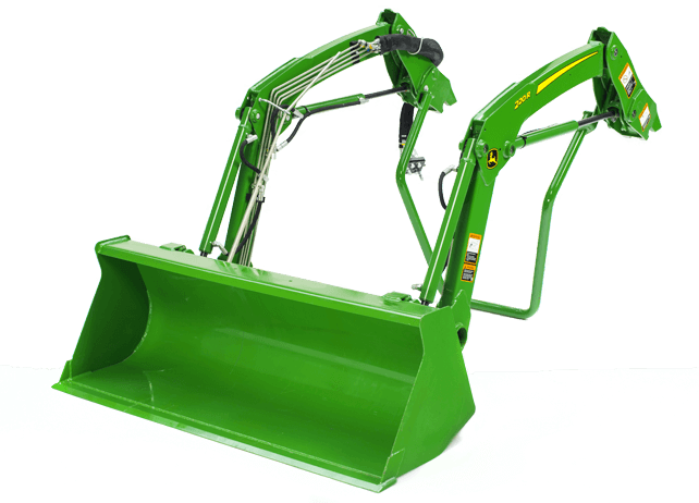 Compact Utility Tractor Loaders (23-66hp)