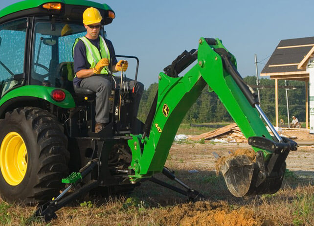 Landscape Tractor Attachments