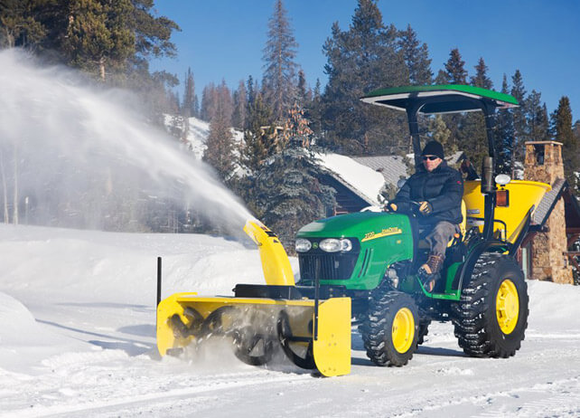 54-inch Snow Blower (2000 SERIES)