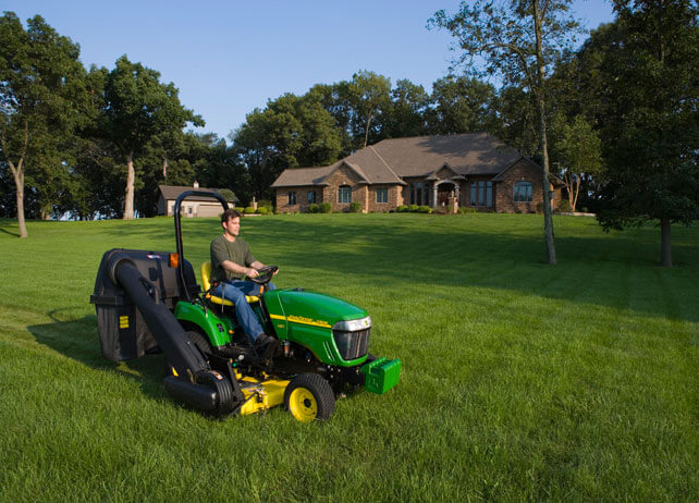 54C Mid-Mount Side Discharge Mower