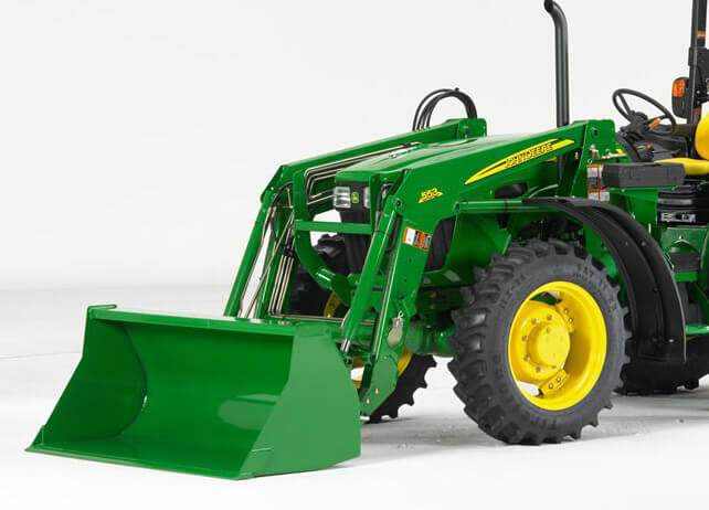Tractor Bucket Cylinders : Loader new loaders ritchie tractor