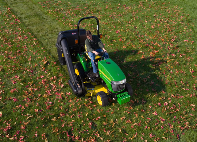 62C Mid-Mount Side Discharge Mower