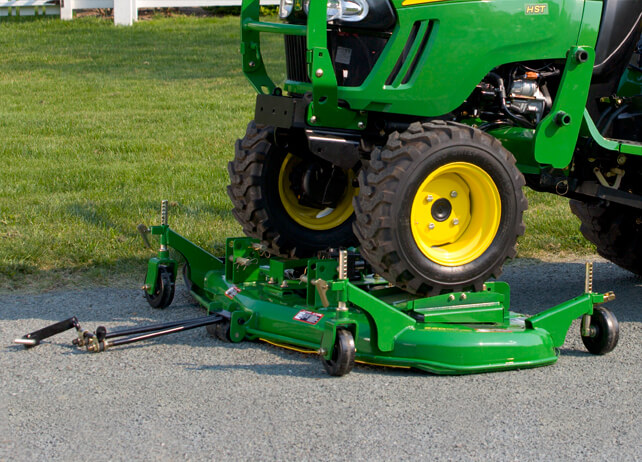 62D OnRampT Mid-Mount Mower