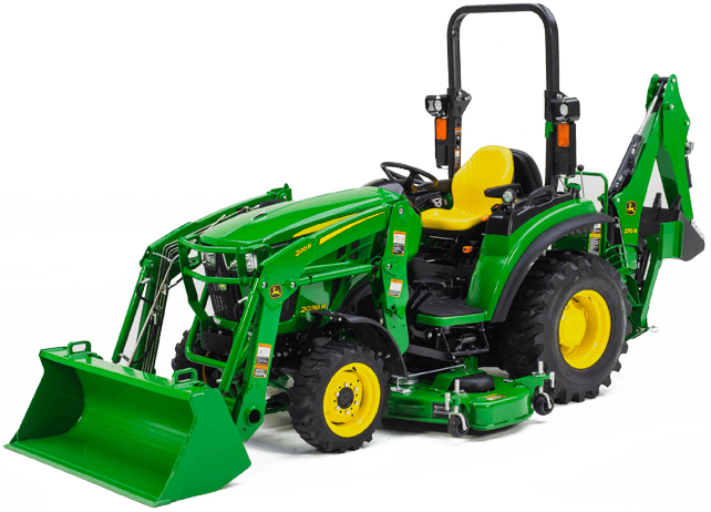 2 Series Compact Utility Tractors