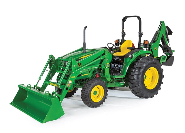 4 Series Compact Utility Tractors