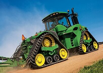 Four-Wheel Drive Tractors