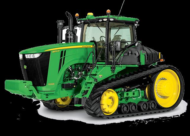 9RT Series Track Tractors