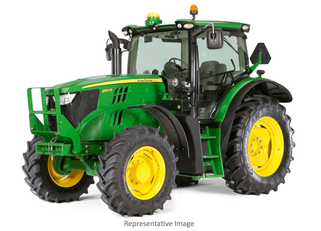 Row Crop Tractors (6-8 Series)