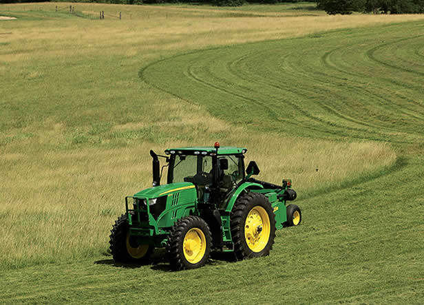 Row-Crop Tractors