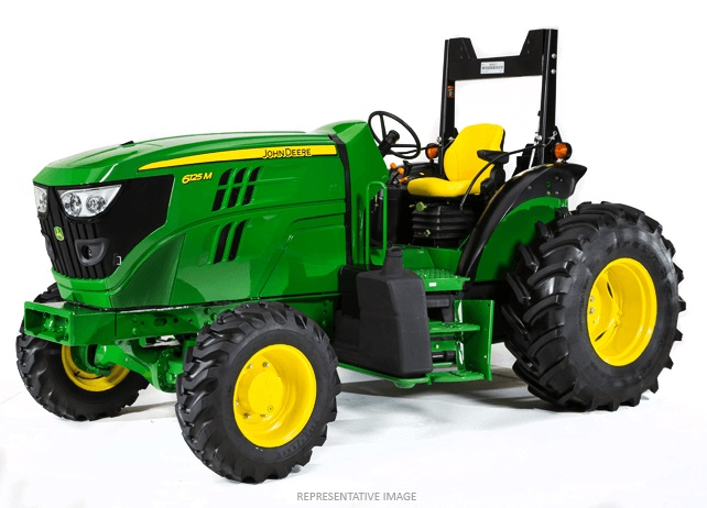 Low-Profile Tractors