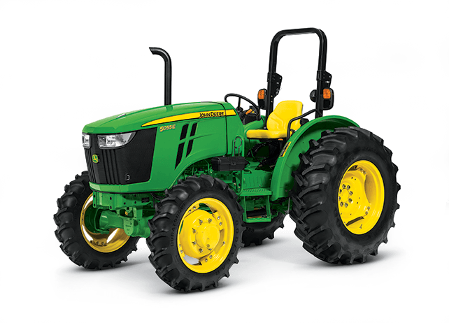 Utility Tractors (5-6 Series Up to 140HP)