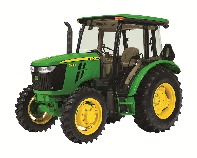 John Deere 5075E from Meade Tractor for $38,995.00.