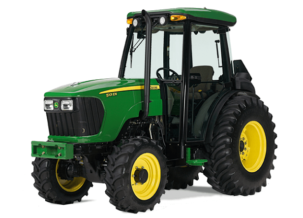 5093EN Narrow Series Tractor
