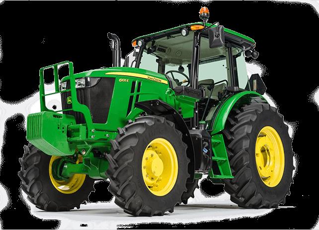 6 Series Utility Tractors