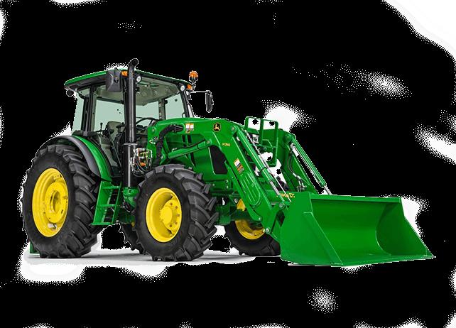 Utility Tractors (44-140HP)