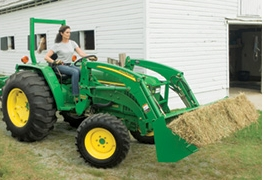 John Deere YouTube Videos and Information