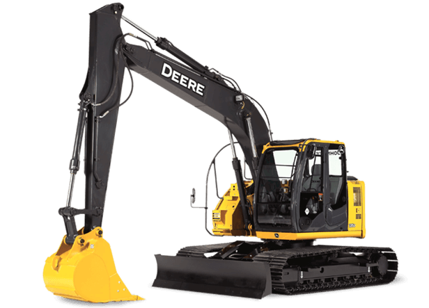 135D Excavator