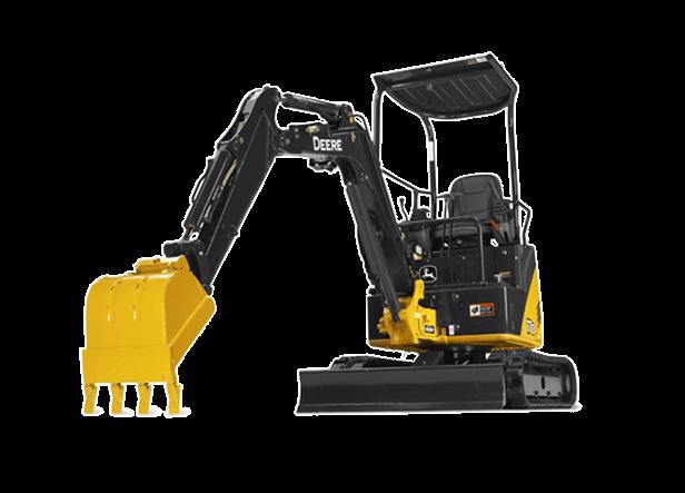 17D Excavator