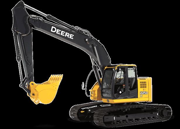 225D LC Excavator